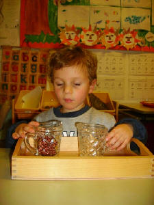 what does montessori mean by secret of childhood The secret of childhood by maria montessori the following are the sensitive periods for children aged from birth to 6 years of age.